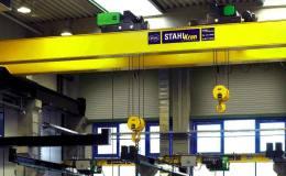 Мостовые краны, кран-балки STAHL CraneSystems