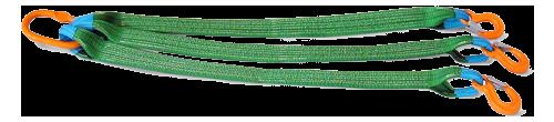 3СТ - Трехветвевой строп текстильный